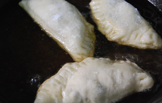 Empanadillas en crudo