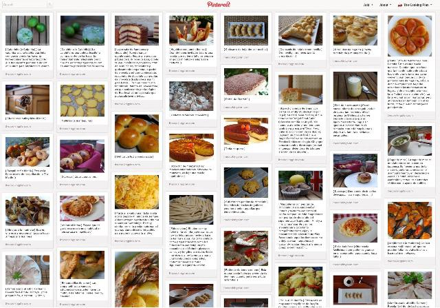 The Cooking Plan en Pinterest